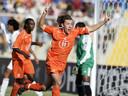 John Goosenss op het WK O17.