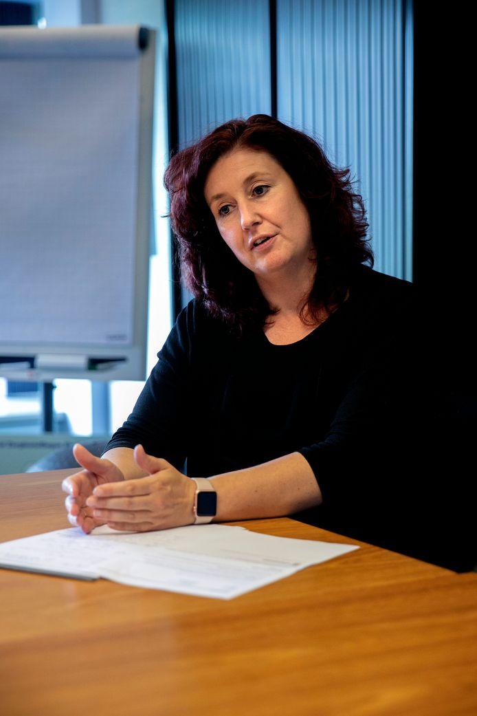 Wethouder Renate Richters.