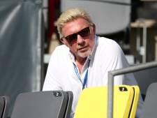 Becker verwerpt beschuldigingen in Londense rechtbank