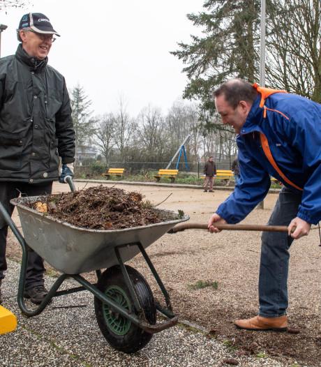 Riessense Boulers werken zich in het zweet voor nieuwe banen