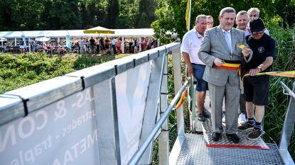 Nieuwe pontons aan Yactclub Driegoten plechtig geopend