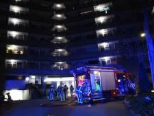 Gewonde bij brand in flatwoning Zoetermeer, huis onbewoonbaar