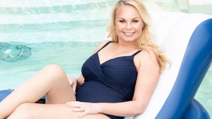 """Lesley-Ann Poppe is al  25 kilo kwijt: """"Zelfs mijn moeder vond me te dik, maar ik wilde niet luisteren"""""""
