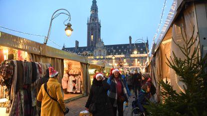 Kerstmarkt lokt zo'n 700.000 bezoekers