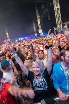 Festival We Are Electric van start op E3-strand Eersel
