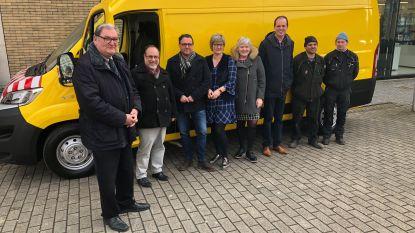 Veurne koopt zijn eerste voertuig op gas aan voor zijn stadsdiensten