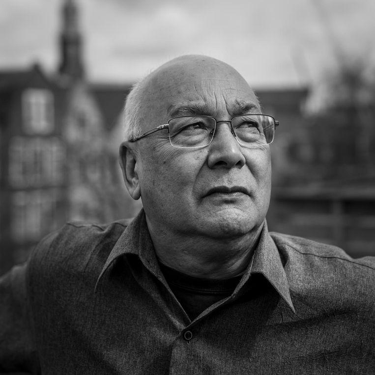 Rob Malasch, publicist Beeld Rowin Ubink