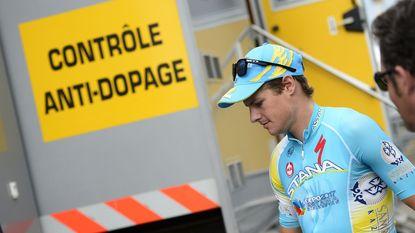 Astana schorst jeugdploeg na derde dopinggeval