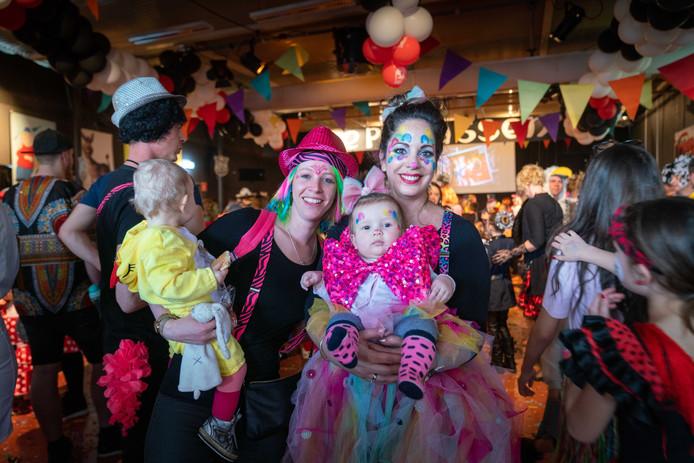 Kindercarnaval in Bemmel.