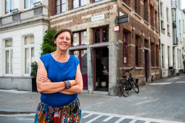 Ingrid De Jonghe van TEJO helpt jongeren met psychologische problemen.