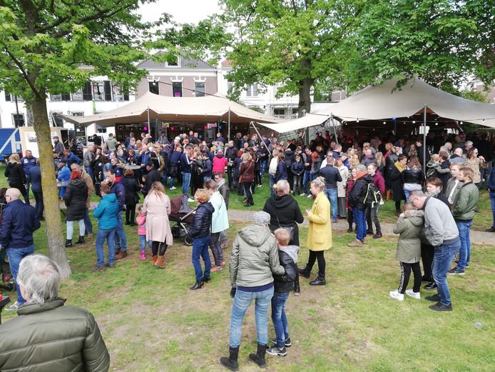 Het Bevrijdingsfestival in Doetinchem wordt volgend jaar pas écht druk.