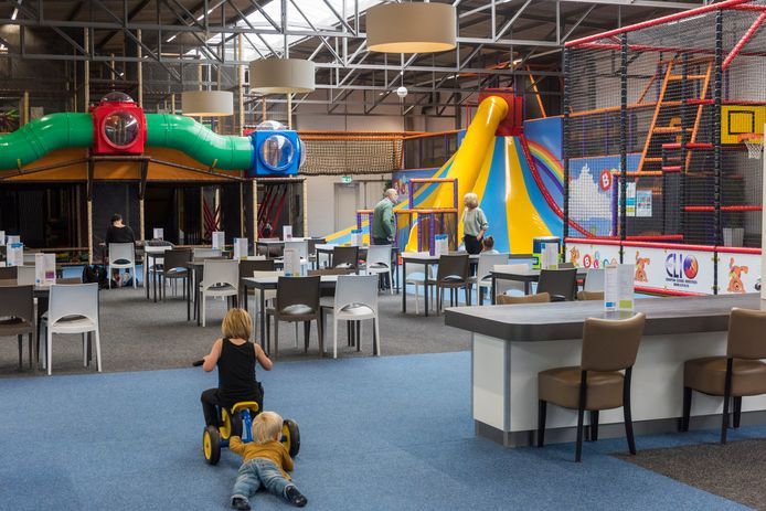 Ook bij Ballorig in Veldhoven mogen maximaal 30 bezoekers tegelijk binnen.