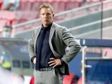 Leipzig-trainer Nagelsmann: Paris Saint-Germain was oppermachtig