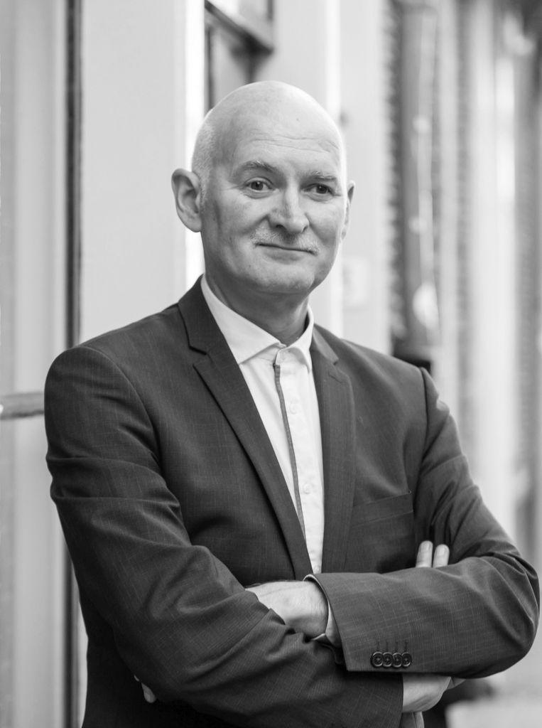 Remieg Aerts is hoogleraar Nederlandse geschiedenis aan de Universiteit van Amsterdam. Beeld -