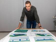 Fusieclub GRC 14 groeit na vijf succesvolle jaren uit z'n jasje en wil graag bouwen