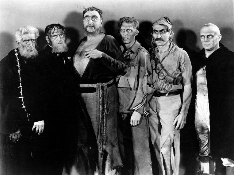 White zombie Beeld 1932