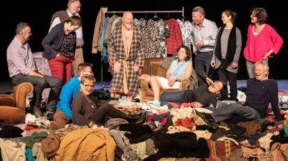 Theater Stam speelt tragikomisch familiedrama in Schoolcomplex Leupegem