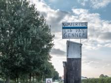 Ongerust over het water bij Lob van Gennep