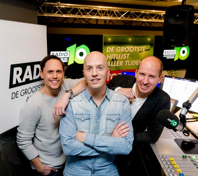 Lex, Landeweerd, Lex Gaarthuis en Harry van der Heijden.