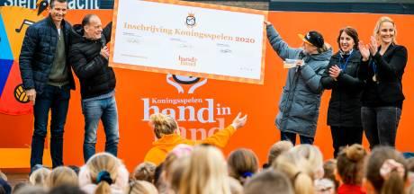 Groot feest in Hellevoetsluis met de kick-off van de Koningsspelen 2020 (en dít wordt het thema)