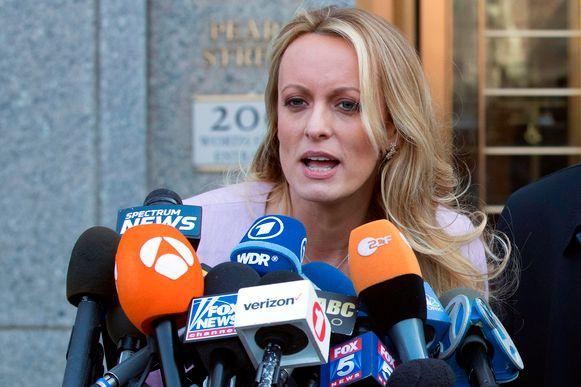 Pornoactrice Stormy Daniels