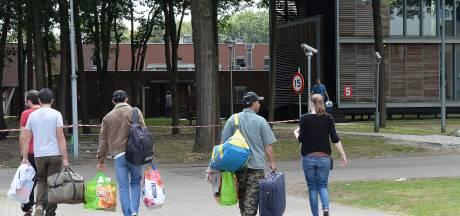 Al 151 keer vertrek met onbekende bestemming uit azc Overloon