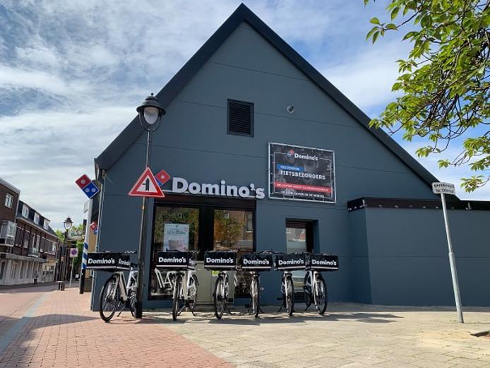 Domino's Pizza opent vestiging in Oldenzaal.