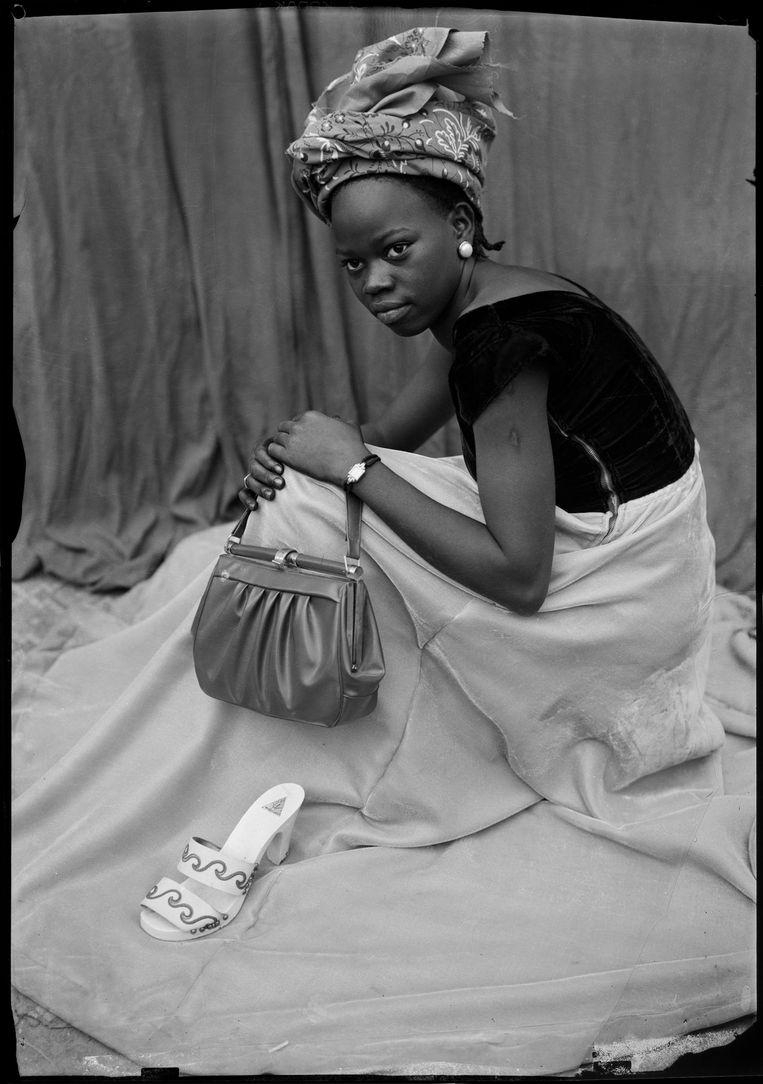 Untitled (1952-1955) Beeld Seydou Keïta