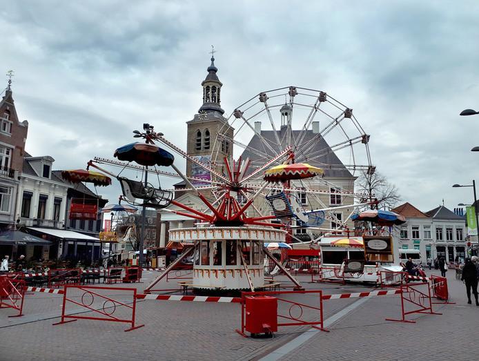 Herinneringen ophalen op de nostalgische kermis in Roosendaal