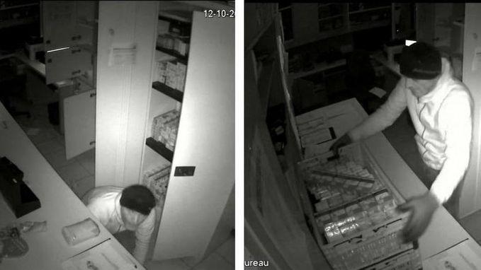 Politie zoekt deze inbreker bij Spar