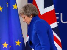 Theresa May stelt stemming over brexit op laatste moment uit