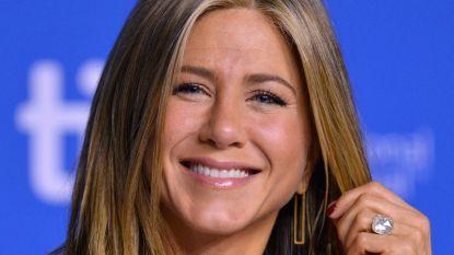 Jennifer Aniston droomt van Friends-reünie