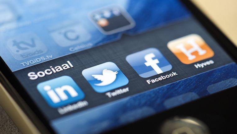 De Algemene Verordening Gegevensbescherming moet Europese burgers meer controle geven over de persoonlijke gegevens die zij achterlaten bij techbedrijven zoals Facebook. Beeld anp