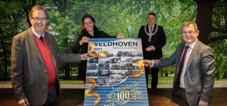Jubilerende glossy staat in teken van Veldhovens eeuwfeest en is over 100 jaar nog te lezen