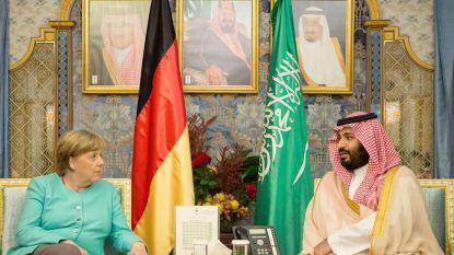 Duitse regering verlengt wapenembargo tegen Saudi-Arabië
