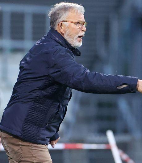 Van den Ham over wedstrijd tegen Oss: 'Cruciaal duel voor FC Dordrecht'