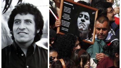 Na 45 jaar celstraffen voor martelmoord op Chileense volkszanger
