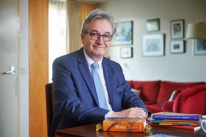 Geert van Dartel uit Oss is de nieuwe voorzitter van de Raad van Kerken Nederland. Fotograaf: Van Assendelft/Jeroen Appels