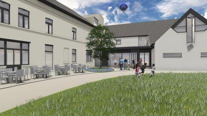 Ontmoetingscentrum Olsene krijgt nieuwe cafetaria