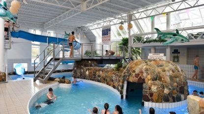 Tweeduizend bezoekers minder voor zwembad Olympos