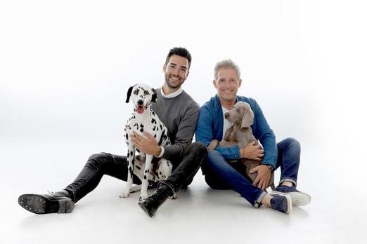 Christoff, Ritchie en hun honden