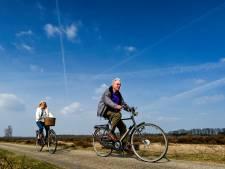 Hoe passeer je elkaar op de smalle fietspaden bij Ede?: 'Toon begrip voor elkaar'