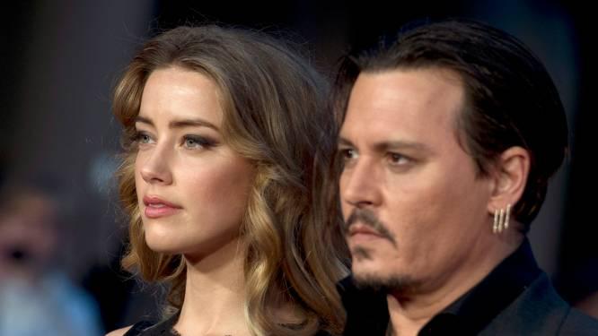 """Terwijl Johnny Depp uitgespuwd wordt door Hollywood, krijgt ex Amber Heard wel steun: """"Ik keer terug in de tweede 'Aquaman'-film"""""""