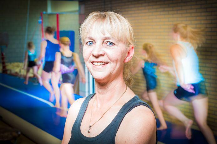 """Carla du Plessis kijkt met een heel goed gevoel terug op haar jaren als topturnster. """"Natuurlijk was er af en toe ook pijn en ellende - het is topsport."""""""