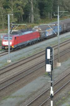Negen wissels eruit: treinen rijden niet bij Boxtel