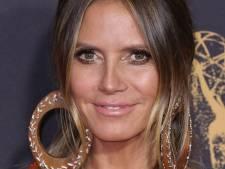 Heidi Klum révèle le secret de ses cheveux parfaitement hydratés