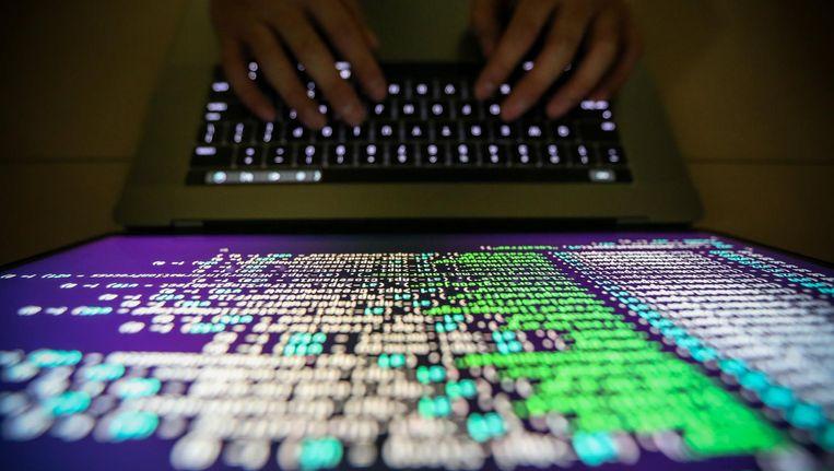 Het ging zo snel doordat WannaCry niet alleen ransomware is maar ook een 'worm': kwaadaardige software die in staat is zichzelf automatisch te vermenigvuldigen binnen kwetsbare computers binnen een netwerk. Beeld epa