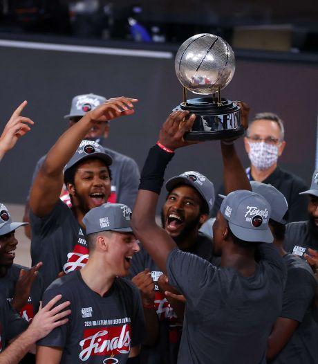 Finale NBA gaat tussen Miami Heat en LA Lakers
