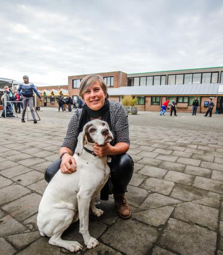 """Maak kennis met Flack, de schoolhond van het VTI Zeebrugge: """"Komaf maken met negatief imago"""""""