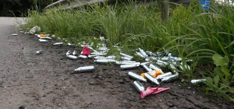 Druten en Wijchen verbieden gebruik en verkoop lachgas op straat en in cafés